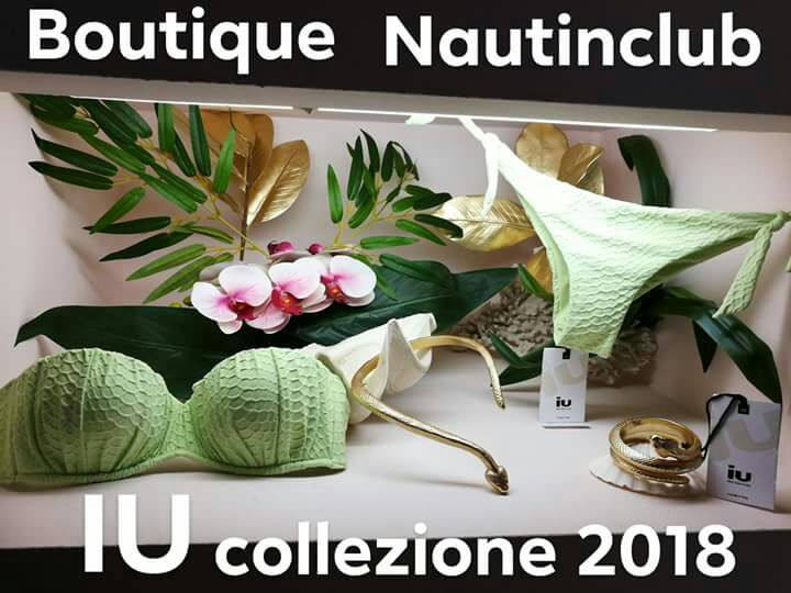 Bikini IU Rita Mennoia / Scoprilo nella BOUTIQUE NautinClub